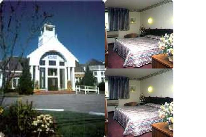 Gull Wing Suites photo collage