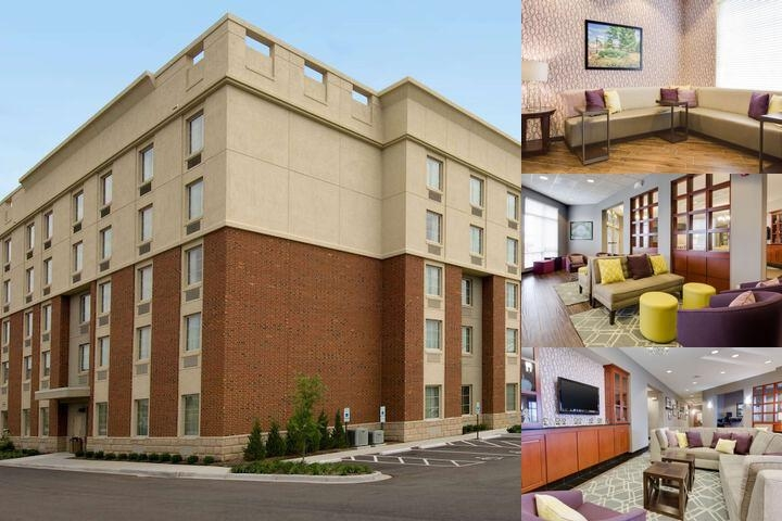 Drury Inn & Suites Middletown Franklin photo collage