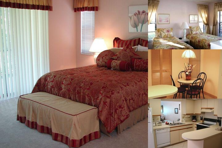 Timberwoods Vacation Villas photo collage