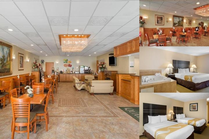 Quality Inn Ledgewood photo collage