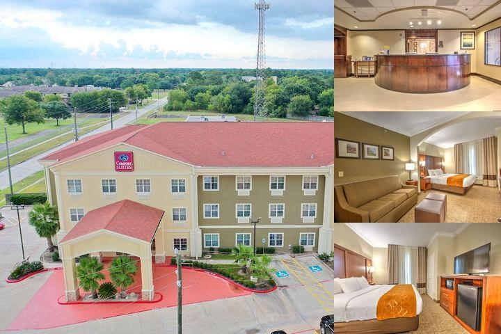 Comfort Suites Tomball North Houston photo collage