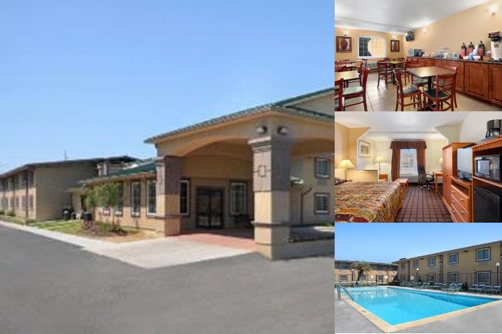 Ramada Beaumont photo collage