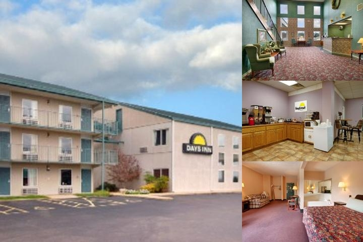 Days Inn Harrison photo collage