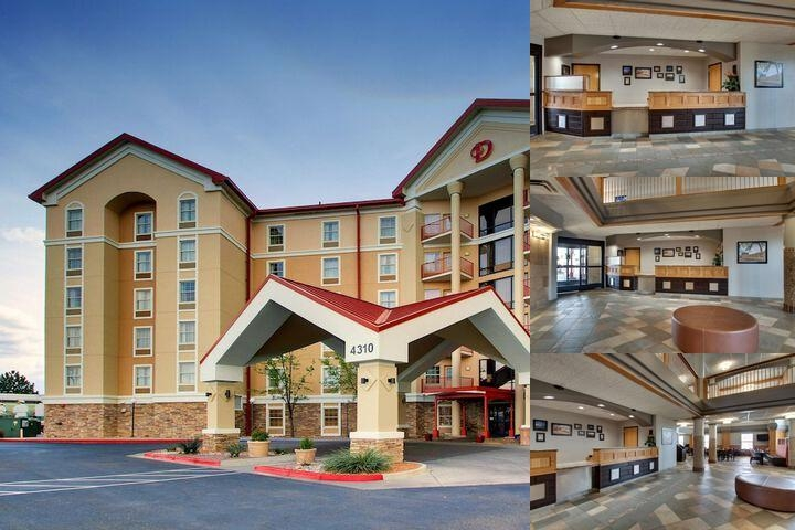 Drury Inn & Suites Albuquerque North photo collage