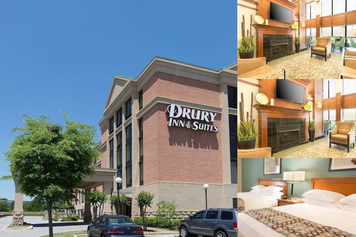 Drury Inn & Suites Birmingham Lakeshore Drive photo collage