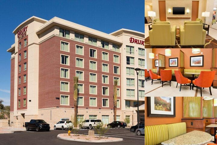 Drury Inn & Suites Phoenix Tempe photo collage
