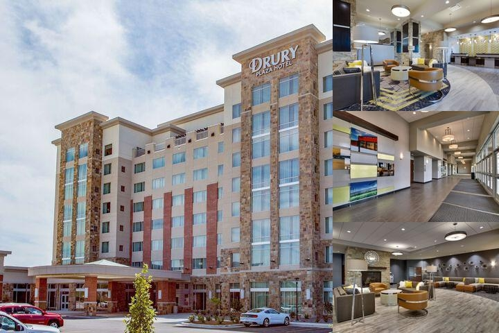 Drury Plaza Hotel & Conference Center Cape Girardeau photo collage