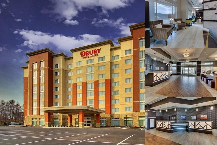 Drury Inn Suites Columbus Polaris photo collage