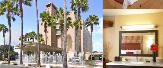 Courtyard by Marriott / Lax Century Boulevard photo collage