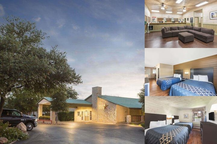 Hill Country Inn & Suites at Salado Creek photo collage