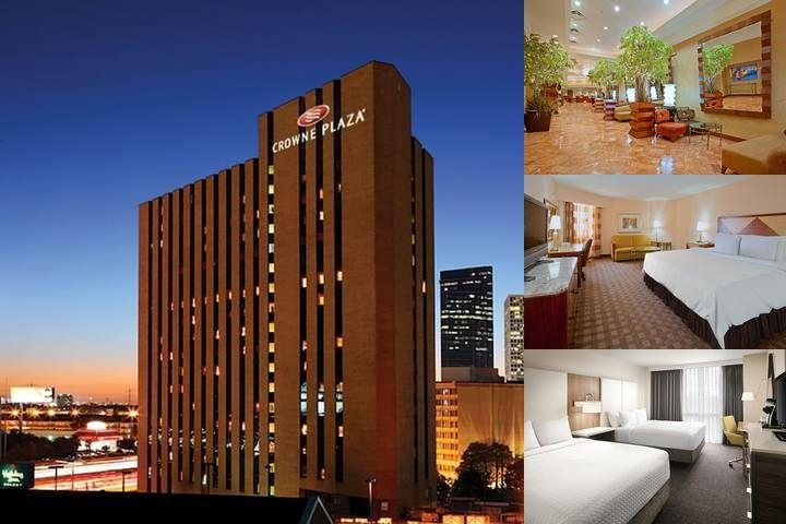 Crowne Plaza Houston River Oaks photo collage