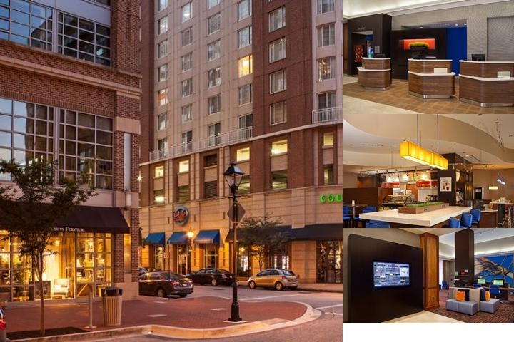 Courtyard Marriott Baltimore Downtown / Inner Harb photo collage