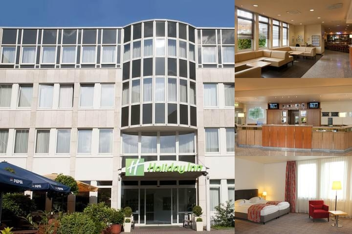 Holiday Inn Frankfurt Airport Neu Isenburg photo collage