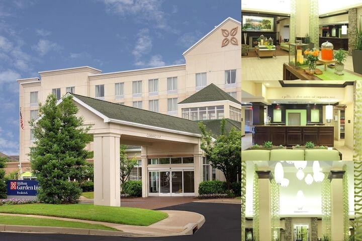 Hilton Garden Inn Frederick photo collage