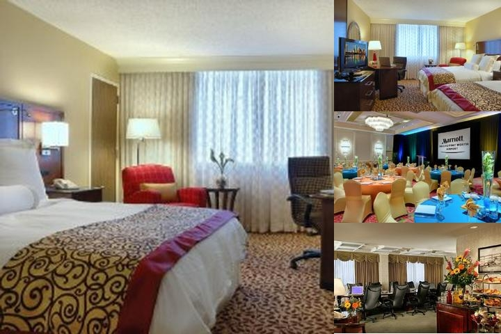 Dfw Airport Marriott Hotel North photo collage