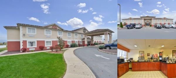 Best Western Nittany Inn Milroy photo collage