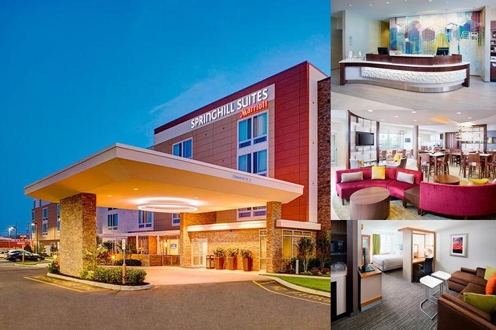 Springhill Suites Carle Place photo collage