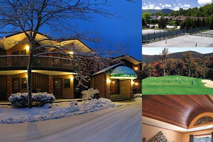 Cortina Inn & Resort photo collage
