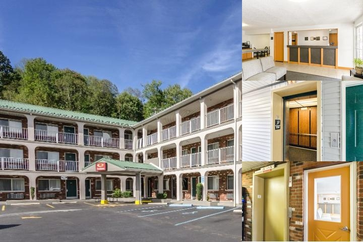 SureStay Hotel by Best Western Summersville photo collage