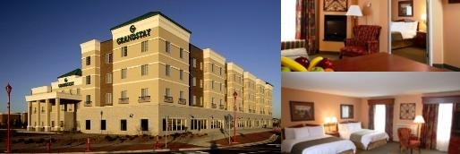 Grandstay Hotel & Conference photo collage