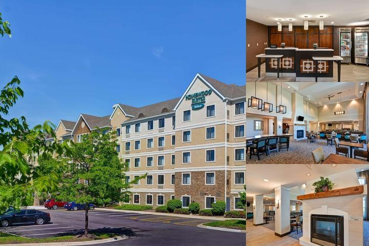 Homewood Suites Aurora / Naperville photo collage