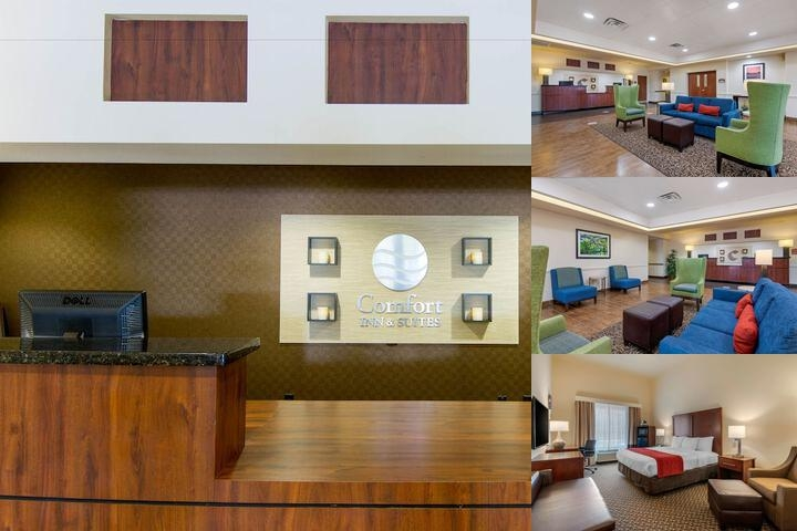 Comfort Inn & Suites Airport Fort Myers photo collage