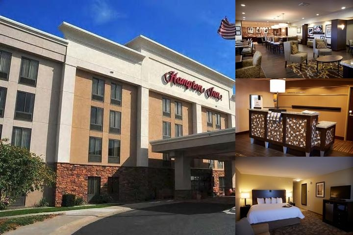 Hampton Inn Indianapolis Nw Zionsville photo collage