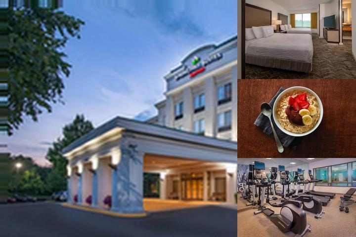 Springhill Suites Centreville Chantilly photo collage