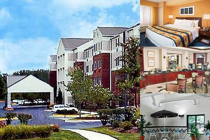 Springhill Suites Herndon Reston photo collage