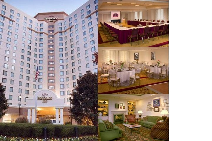 Residence Inn Arlington Pentagon City photo collage