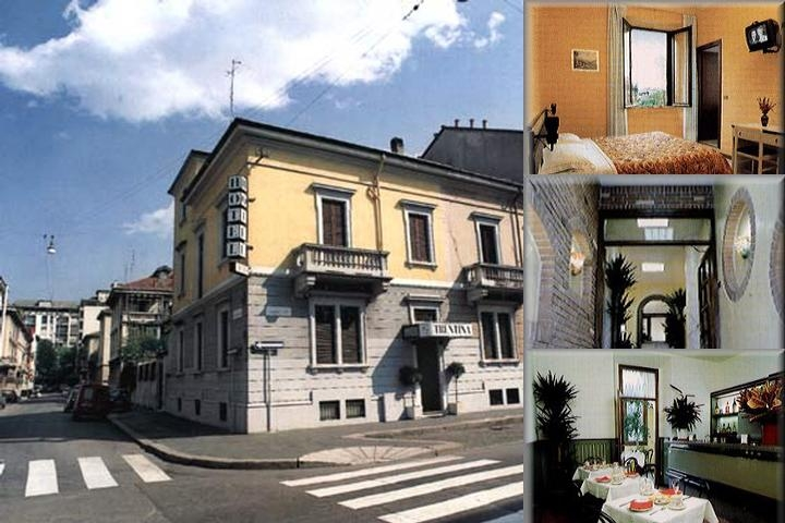 Hotel Trentina photo collage