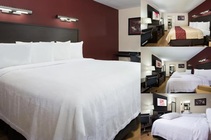 Red Roof Inn Plus+ Birmingham East Irondale / Airport photo collage