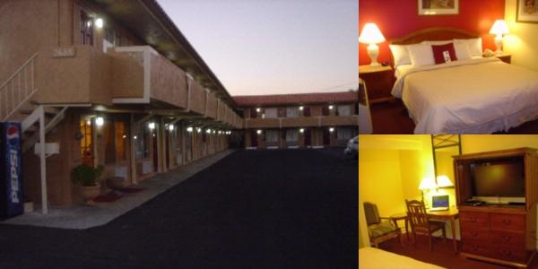 Vagabond Inn Hemet photo collage