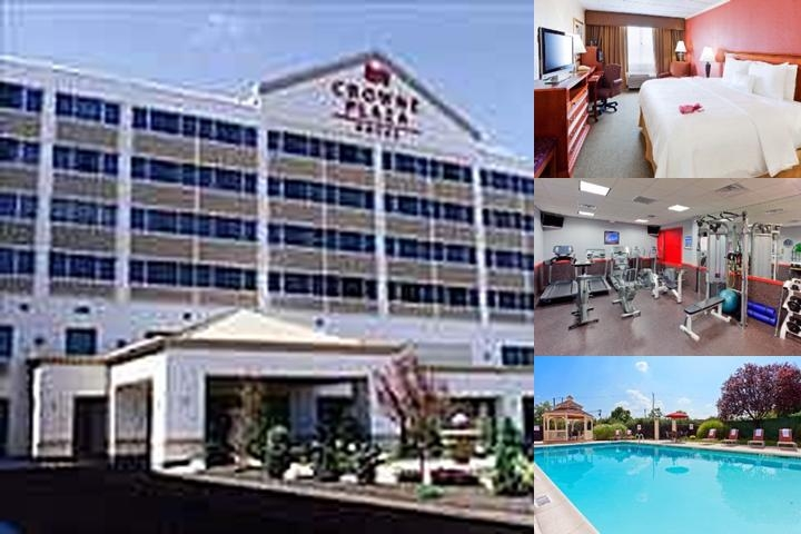 Crowne Plaza Hotel Clark Nj photo collage