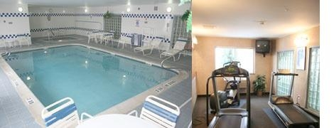 Americinn Denver West / Federal Center Heated Indoor Pool-Comfort Suites Lakewood/golden