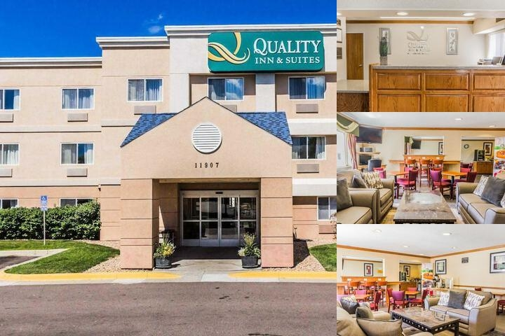 Quality Inn Formerly Fairfield Inn photo collage