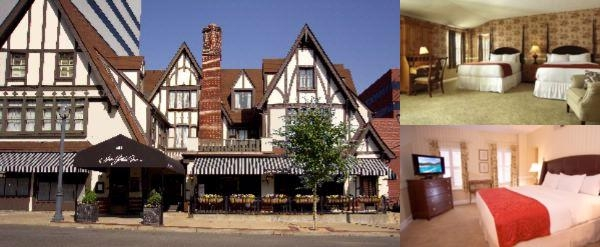 Seven Gables Inn photo collage