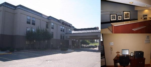 Hampton Inn Battle Creek photo collage