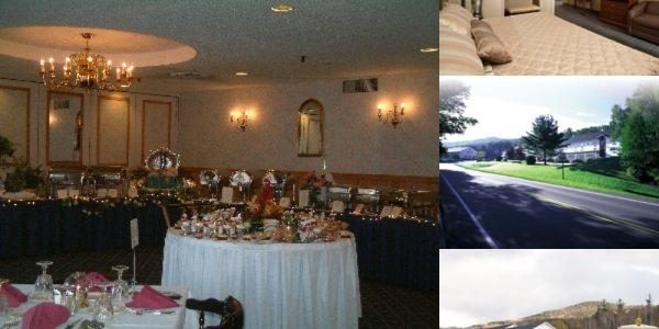 Town & Country Inn & Resort Gorham photo collage