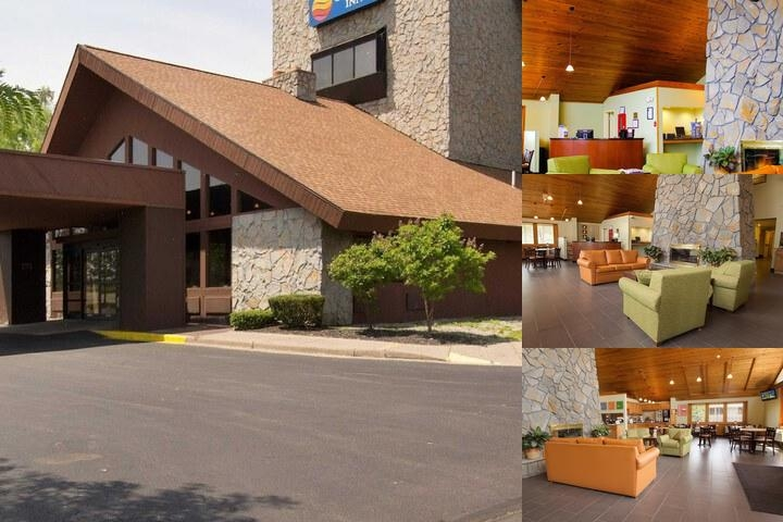Comfort Inn Carrier Circle photo collage