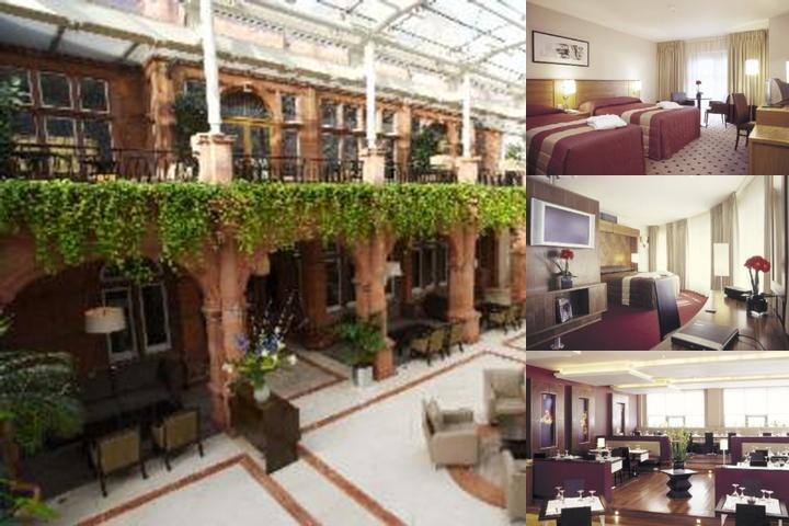 Clayton Crown Hotel photo collage