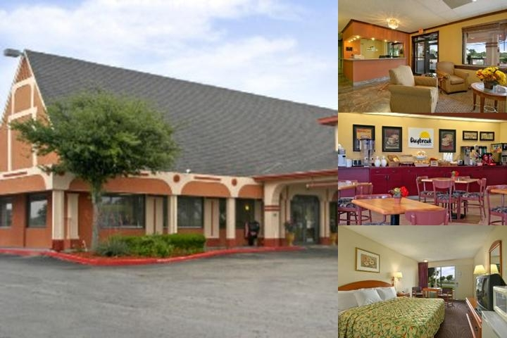 Days Inn at & T Center photo collage