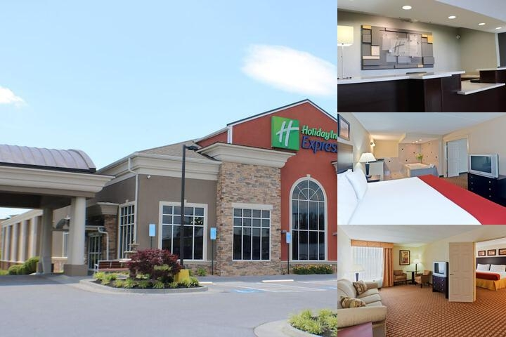 Holiday Inn Express Woodstock photo collage