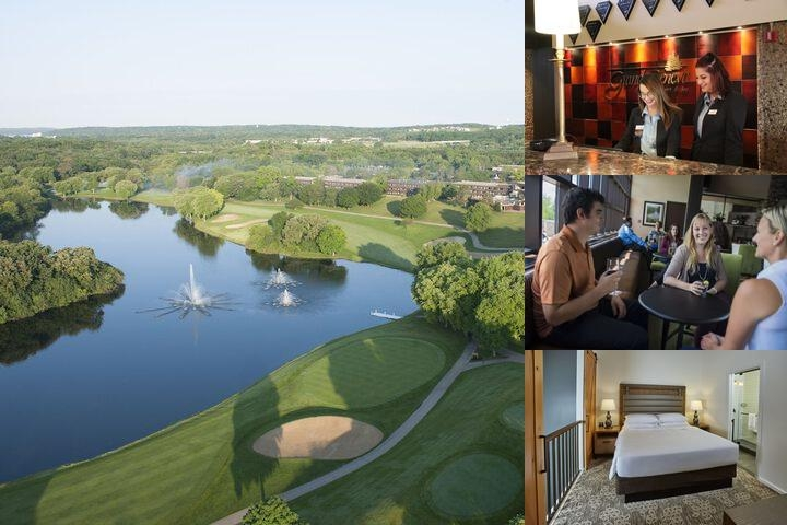 Grand Geneva Resort & Spa photo collage
