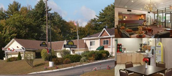 Days Inn Campton photo collage