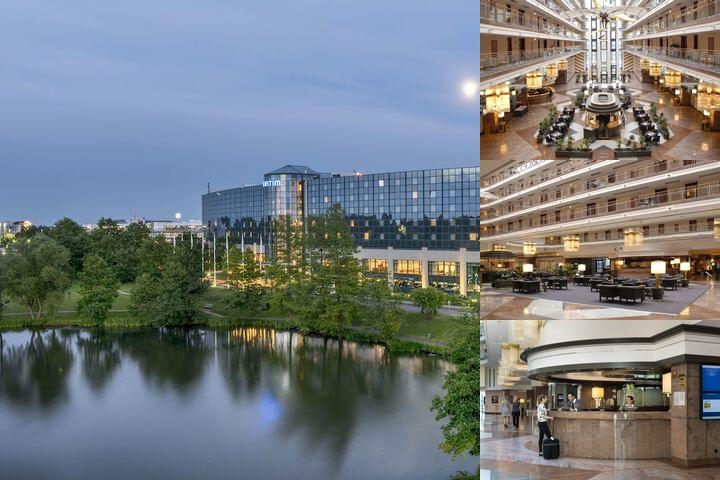 Maritim Airport Hotel Hannover photo collage