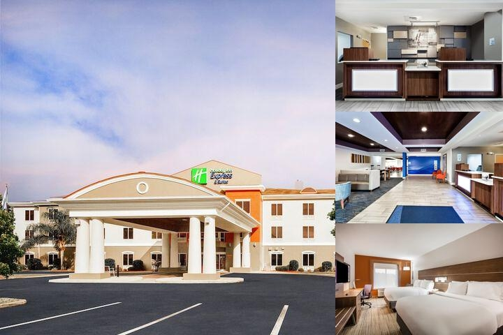 Holiday Inn Express Hotel Suites Inverness Photo Collage