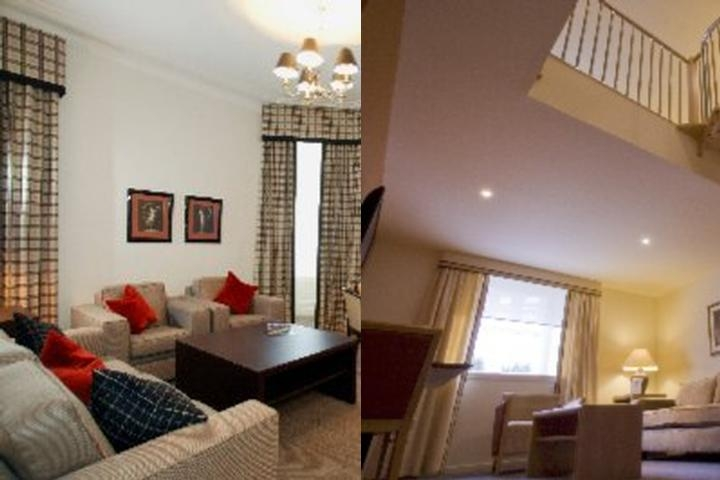 Skene House Hotelsuites Whitehall photo collage