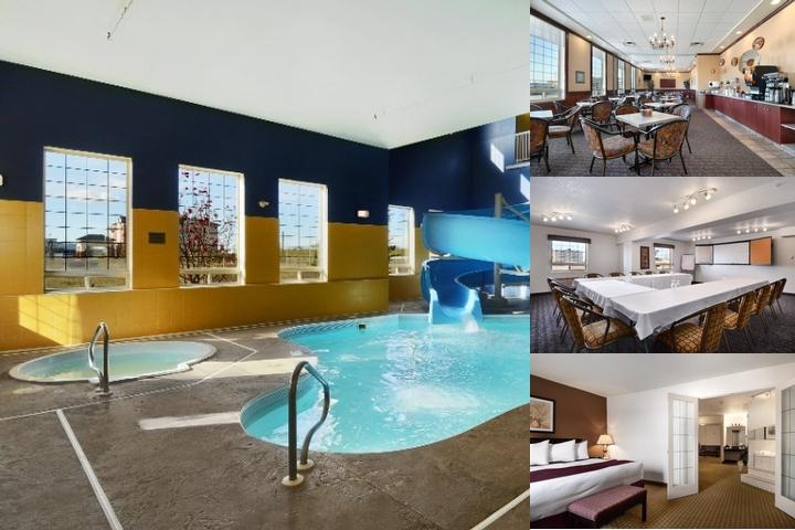 Ramada Red Deer Hotel & Suites photo collage