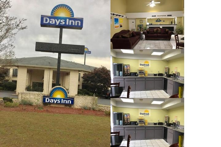 Days Inn Waccamaw photo collage